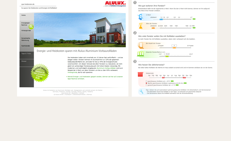 Alulux roller shutters: brand-name quality from German manufacturers