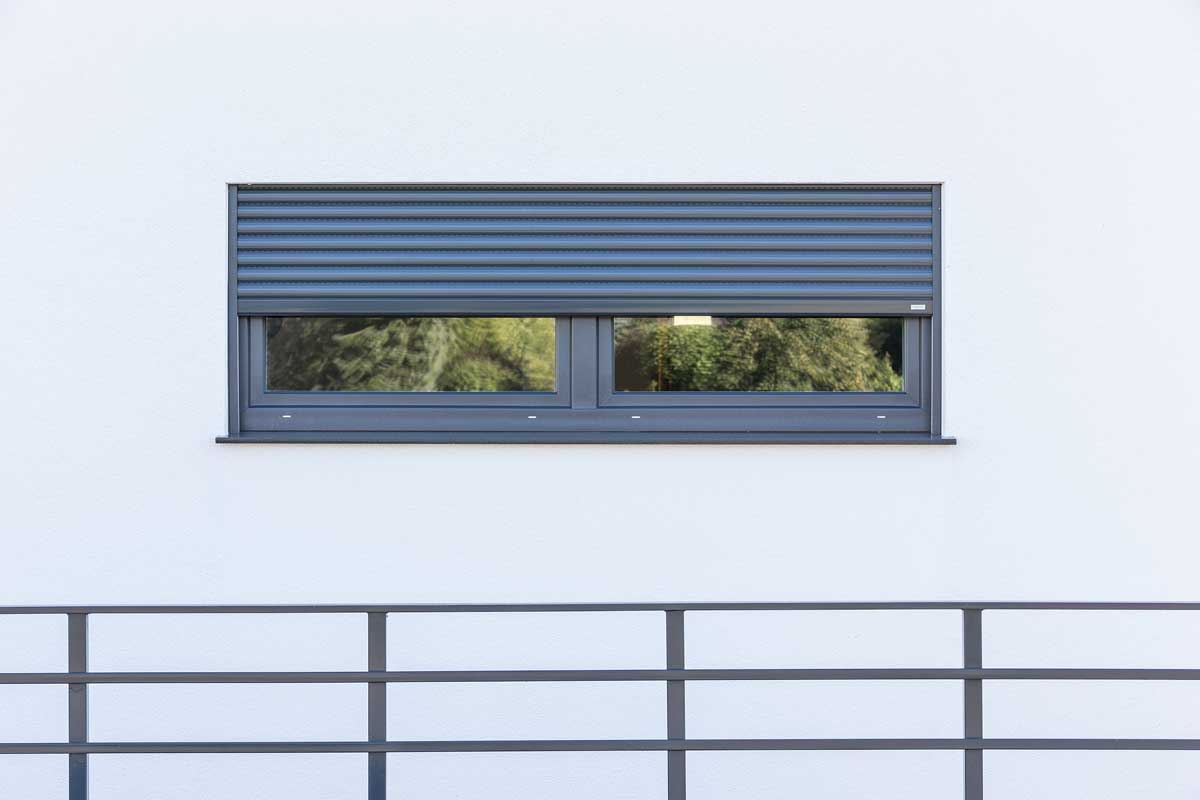 Alulux roller shutters: brand-name quality from German manufacturers ...