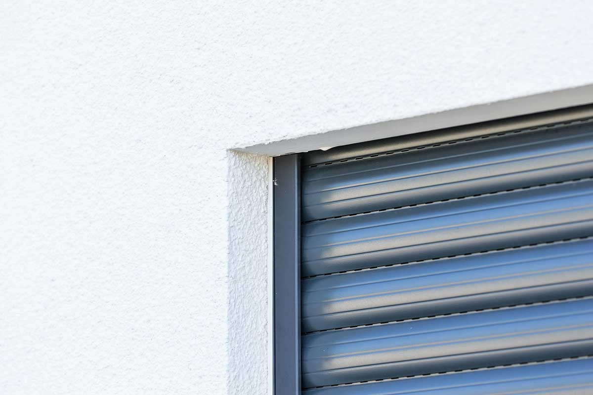 Renext Renovation Of Roller Shutters Windows In A
