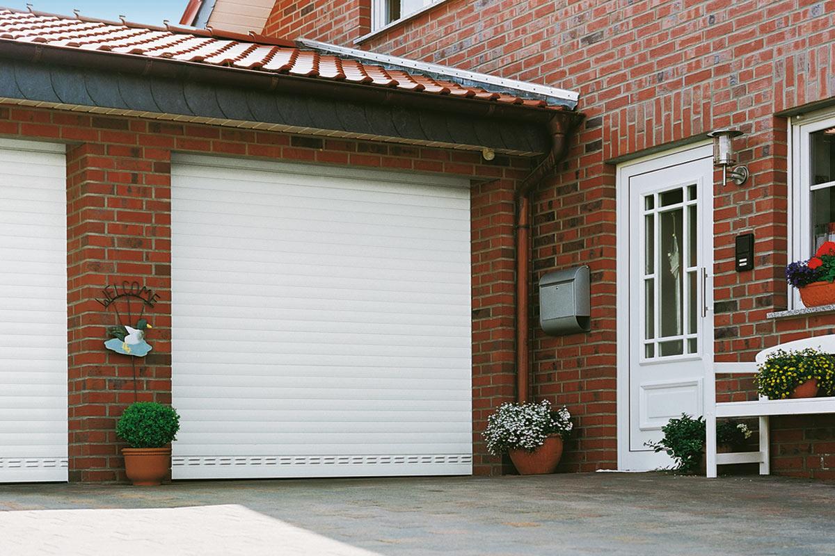 The Ultra Silent Aluminium Garage Door The Detolux