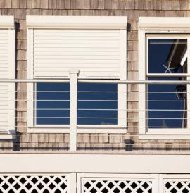 Alulux-Qompact-Rollladen-Hausfassade